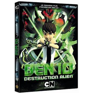 Ben 10: destruction alien en DVD DESSIN ANIME pas cher