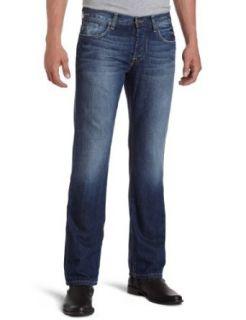 Lucky Brand Mens Slim Straight Jean in Ol Aeromarine,Ol