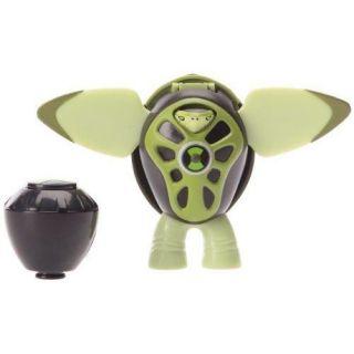 BEN 10   37630   Ben Ua   Figurine DX Alien   10 cm   Tornade   37631