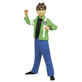 César   Déguisement Ben 10 Alien Force   contient un pantalon bleu