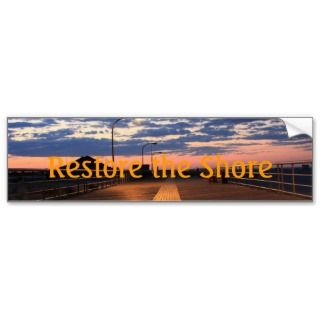 Jersey Shore Bumper Stickers, Jersey Shore Bumper Sticker Designs