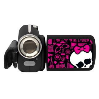 Camescope Monster High 12M Pixels   Achat / Vente CAMESCOPE ENFANT