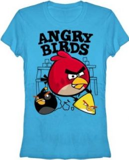Angry Birds Fighters Juniors T shirt Clothing