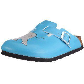 Woodby from Birko Flor in Elephant Light Blue 35.0 EU N Shoes