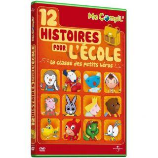 Ma compil 12 histoires pouen DVD DESSIN ANIME pas cher