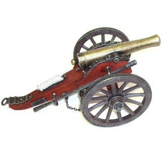 Whetstone Cutlery Collectible Miniature Civil War Cannon