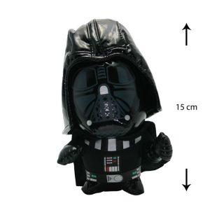 Star Wars Super Peluche Darth Vader 15 cm   Achat / Vente PELUCHE Star