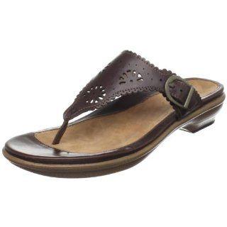 Womens Cara Veg Tan Sandal,Chocolate,36 EU / 5.5 6 B(M) US Shoes