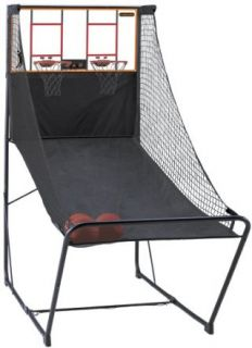 Harvard M01471W Double Shootout Electronic Basketball