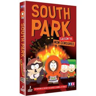 DVD SERIE TV DVD Coffret intégrale south park, saison 14