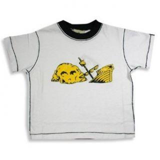 Dogwood Clothing   Boys Short Sleeve Tee Shirt, White
