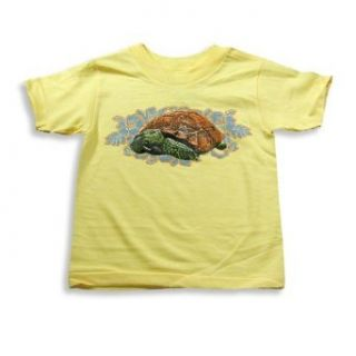 Mis Tee V Us   Boys Short Sleeve Turtle T Shirt, Yellow
