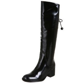 Jessica Simpson Womens Rider Boot,Black,6.5 M Shoes