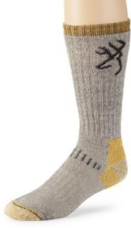 Browning Hosiery Mens Uplander Merino Wool Sock, 2 Pair