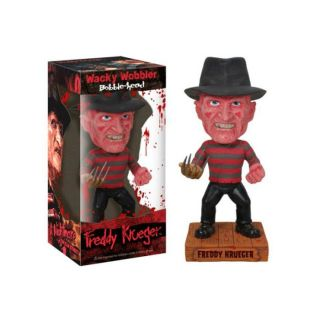 Head Freddy Krueger 18 cm     Bobble Head Freddy Krueger  Taille 18