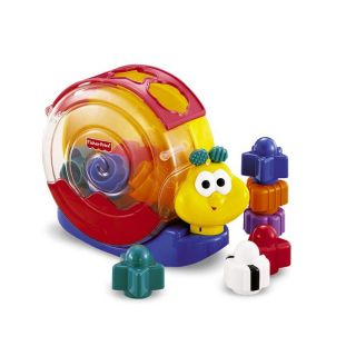 Fisher Price Escargot musical animablocs   Achat / Vente IMITATION