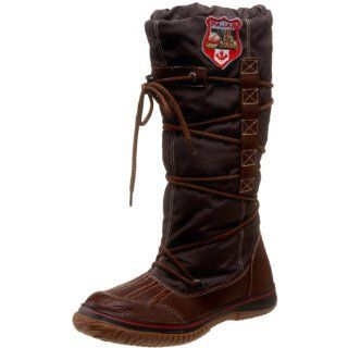 Pajar Womens Bomba Winter Boot,Brown,39 EU Shoes