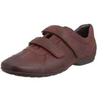 Geox Mens Uomo James Oxford,Coffee,39 EU (US Mens 6 M) Shoes