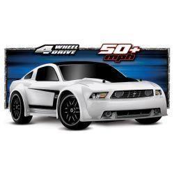 MODELISME TERRESTRE TRAXXAS Ford Mustang Boss 302 VXL 2.4Ghz 1/16 RTR