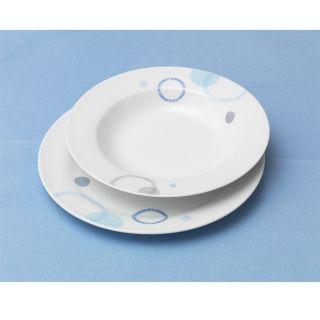 Set 18 Pièces Porcelaine ORLANDO   Achat / Vente ASSIETTE   SERVICE