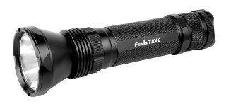Fenix TK40 High Performance Cree LED Flashlight, Maximum