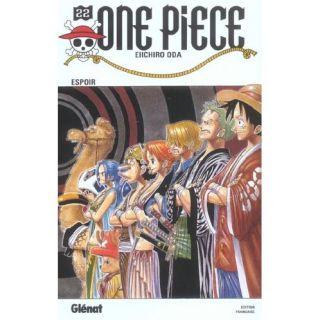 One piece t.22 ; espoir   Achat / Vente Manga Eiichiro Oda pas cher