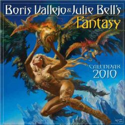 Boris Vallejo & Julie Bell`s Fantasy 2010 Calendar