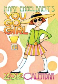 Mary Engelbreit`s You Go, Girl 2012 Calendar (Mixed media product