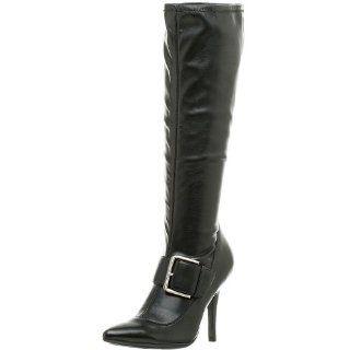 Jessica Simpson Womens Balinda Boot,Black,8 M Shoes