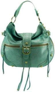 Rafe New York Expandable Leather Hobo Bag Clothing