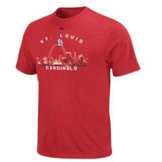 MLB Mens St.Louis Cardinals Big City Dreams Short Sleeve