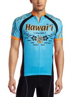 Canari Cyclewear Mens Hawaii 3 Short Sleeve Cycling