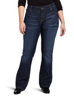 Lucky Brand Womens Plus Size Ginger Boot Cut Jean