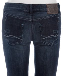 Chip and Pepper Womens Pamela Straight Leg Jeans