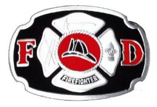Fire Department Firefighter Belt Buckle Clothing