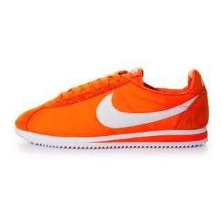 Nike Classic Cortez, Safety Orange/White Uk Size 11 Shoes