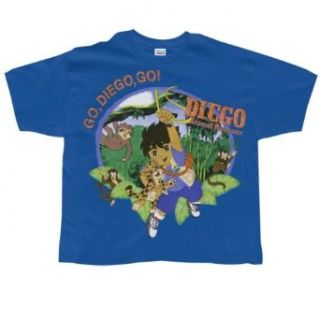 Go Diego Go   Animal Rescuer Toddler T Shirt   4T