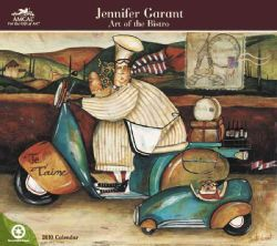 Jennifer Garant Art of the Bistro 2010 Calendar