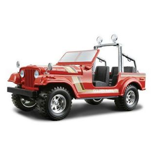 Modèle réduit   Jeep Wrangler (1980)   Kit   Achat / Vente MODELE