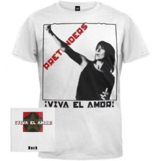 Pretenders  Viva El Amor  T Shirt   Large Clothing