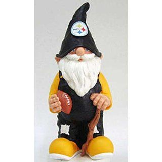 Pittsburgh Steelers NFL 11 Garden Gnome Pittsburgh