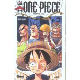 One piece t.27 ; prélude   Achat / Vente Manga Eiichiro Oda pas cher