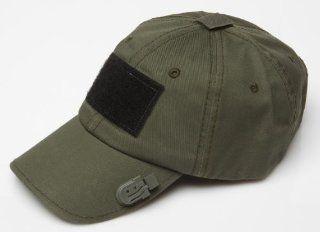 Surefire Operator Hat HL1 Flashlight Mount Baseball Cap OD