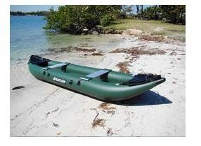 Saturn 13 FK396 Pro Angler Fishing Inflatable Kayak
