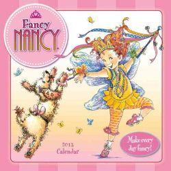 Fancy Nancy 2013 Calendar