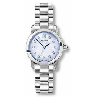 Swiss Army Womens Vivante Diamond Watch