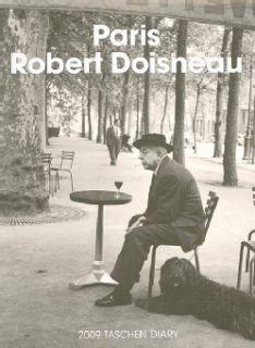 Robert Doisneau, Paris 2009 Calendar/ Desk Diary