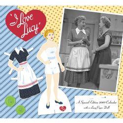 Love Lucy 2009 Calendar (Paperback)