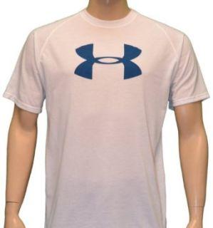 Under Armour Mens UA Big Logo Loose Fit Heatgear Shirt
