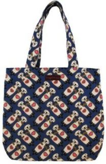 Bungalow360 Eva Reversible Sea Otter Tote Bag Shoes
